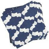 J.Crew Printed paper napkin pack