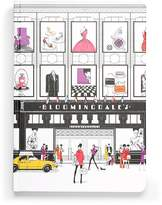 Bloomingdale's DINKS Storefront Notebook Exclusive