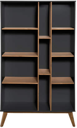 Manhattan Comfort Mid- Century Modern Vandalia Bookcase