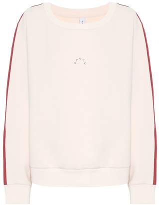 Varley Chalmers cotton-blend sweatshirt