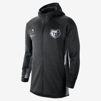 Nike Mens NBA Hoodie Memphis Grizzlies Therma Flex Showtime