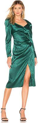 L'Academie The Cindy Midi Dress