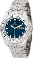 Sartego Men's SPQ53 Ocean Master Japanese Quartz Movement Watch