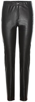 Etoile Isabel Marant Isabel Marant, Étoile Jeffery faux leather trousers