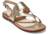 Cole Haan Anica Scalloped Sandal