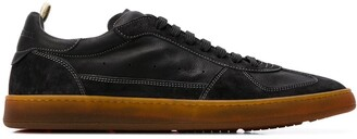 Officine Creative Karma 1 panelled sneakers