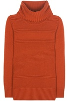 Diane von Furstenberg Talassa Wool And Cashmere Knit Sweater