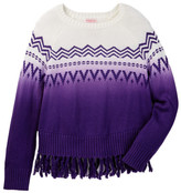 Design History Fringe Pullover (Big Girls)