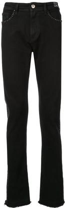 Versace Skinny Studded Jeans