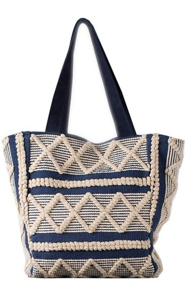 Mary And Marie Pty Ltd Bella Blue Tote