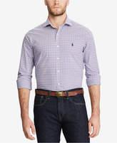 Polo Ralph Lauren Men's Big & Tall Classic-Fit Plaid Shirt