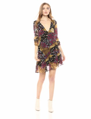 BCBGeneration Women's Asymmetrical Hem Dress