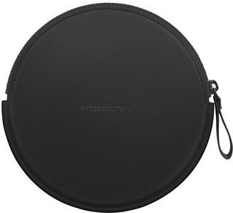 Simplehuman Sensor Mirror Zip Compact - Black