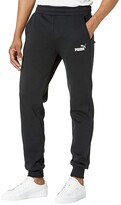 Thumbnail for your product : Puma Big Tall Essential Logo Pants Fleece Closed Bottoms