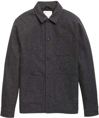 Banana Republic Wool-Blend Chore Jacket