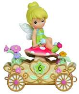 Precious Moments Precious Moments, Disney Showcase Collection, Have A Fairy Happy Birthday, Disney Birthday Parade, Age 6, Resin Figurine, 104408
