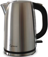 Capresso H2O Steel Electric Water Kettle