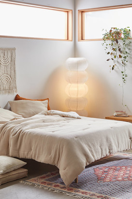 Urban Outfitters Emi Waffle Comforter