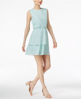 Cynthia Rowley CR By Studded Tiered Dress, Only at Macy's