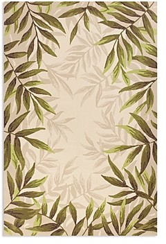 Kas Harbor Nature Area Rug, 3'3 x 5'3