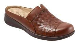 SoftWalk San Marcos Leather Mules