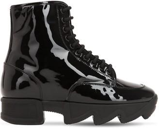 Iri 45mm Patent Leather Boots