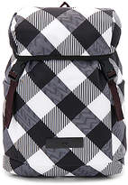 adidas by Stella McCartney Athletics Backpack in Black & White.