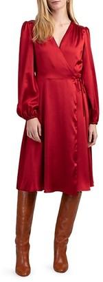 Trina Turk Fragrant Wrap Dress