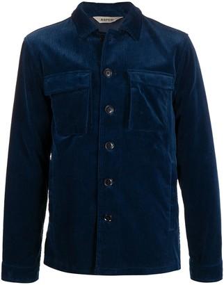 Aspesi Buttoned Corduroy Jacket