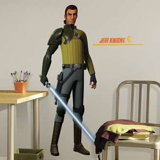 Room Mates RoomMates Star Wars Rebels Kanan Peel and Stick Giant Wall Decals