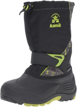 Kamik Kids' Sleet2 Waterproof Winter Boot