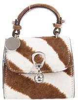 Ermanno Scervino Ponyhair Mini Bag