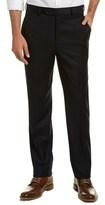 Brooks Brothers Regent Fit Wool-blend Pant.