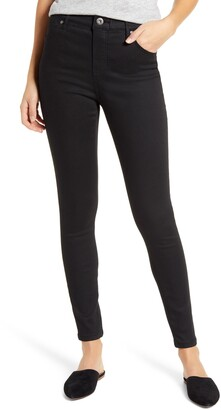 Jag Jeans Valentina High Waist Ankle Skinny Jeans