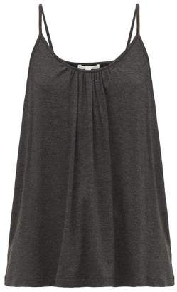 Skin - Lexie Integrated-bra Jersey Camisole - Womens - Grey