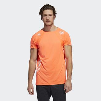 adidas Boston Marathon HEAT.RDY Tee