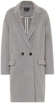 Isabel Marant Filipo wool and cashmere coat