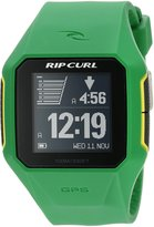 Rip Curl Men's A1111-GRN SearchGPS Digital Display Quartz Watch