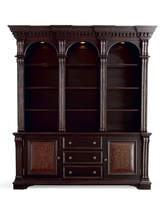 Hooker Furniture Olantio Bookcase & Hutch