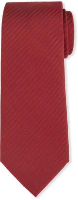 Giorgio Armani Men's Silk Tonal Stripe Jacquard Tie