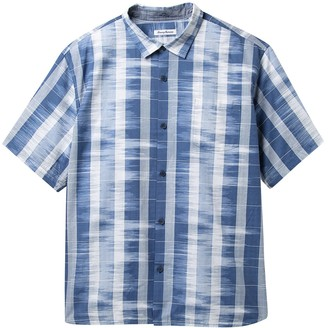 Tommy Bahama Who Got Ikat Striped Shirt (Big & Tall Available)