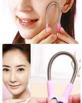 EYX Formula Facial Hair Free Removal Makeup Tool Face Facial Hair Spring Bend Remover