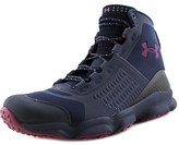 Under Armour Speedfit Hike Mid Women Round Toe Synthetic Hiking Boot.