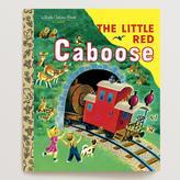 Cost Plus World Market The Little Red Caboose, a Little Golden Book