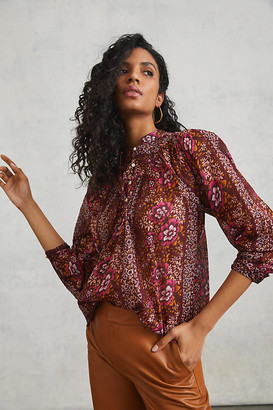 Antik Batik Avrile Blouse By in Assorted Size XS