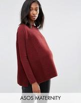 Asos Sweater In Ripple Stitch