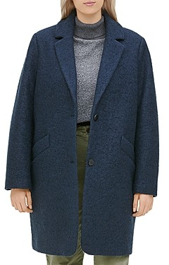 Marc New York Plus Paige Boucle Coat