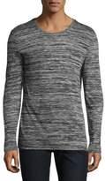 Strellson Sid Stripe-Print Sweatshirt