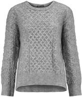 Maje Cable-knit sweater