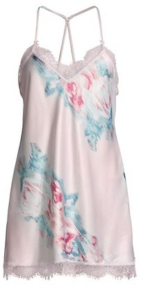In Bloom Rita Lovely Floral Chemise